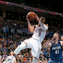 Westbrook's triple-double leads Thunder past Timberwolves The Associated Press