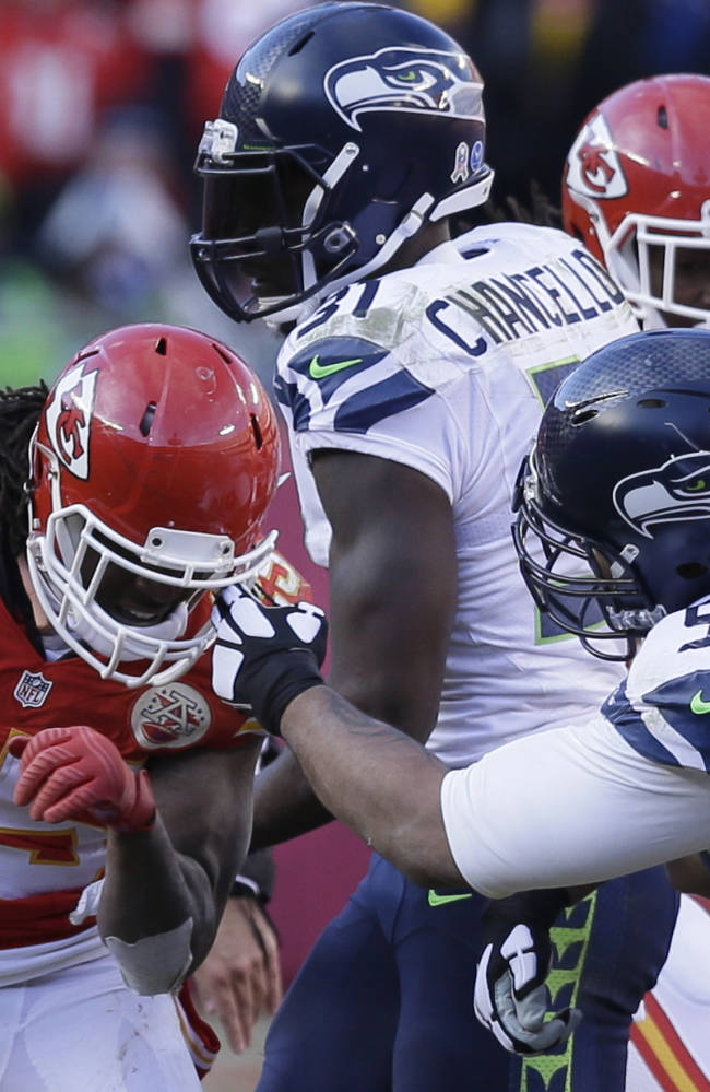 Seahawks facing 3-game deficit in NFC West