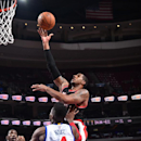 Aldridge leads Blazers over 76ers 114-104 The Associated Press