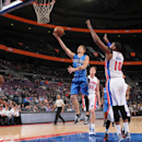 Vucevic, Harris lead Magic over Pistons 107-93 The Associated Press