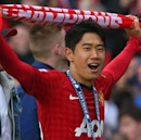 Kagawa: I've had a tough time at Manchester United