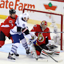 Spezza, Anderson lead Senators past Maple Leafs The Associated Press