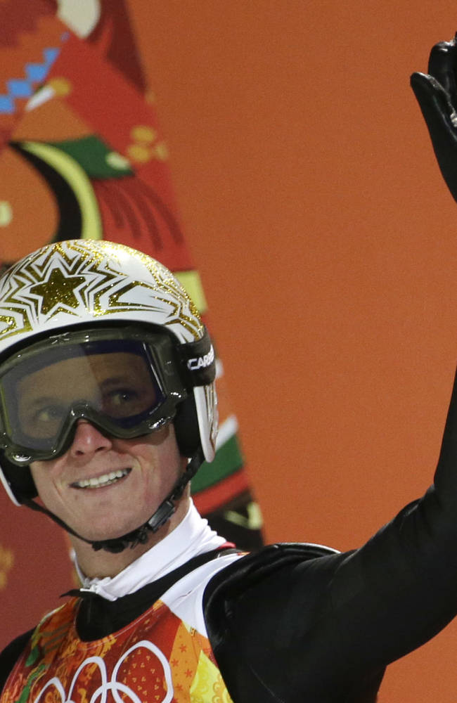 Stoch hot into Olympic final, Morgenstern in too
