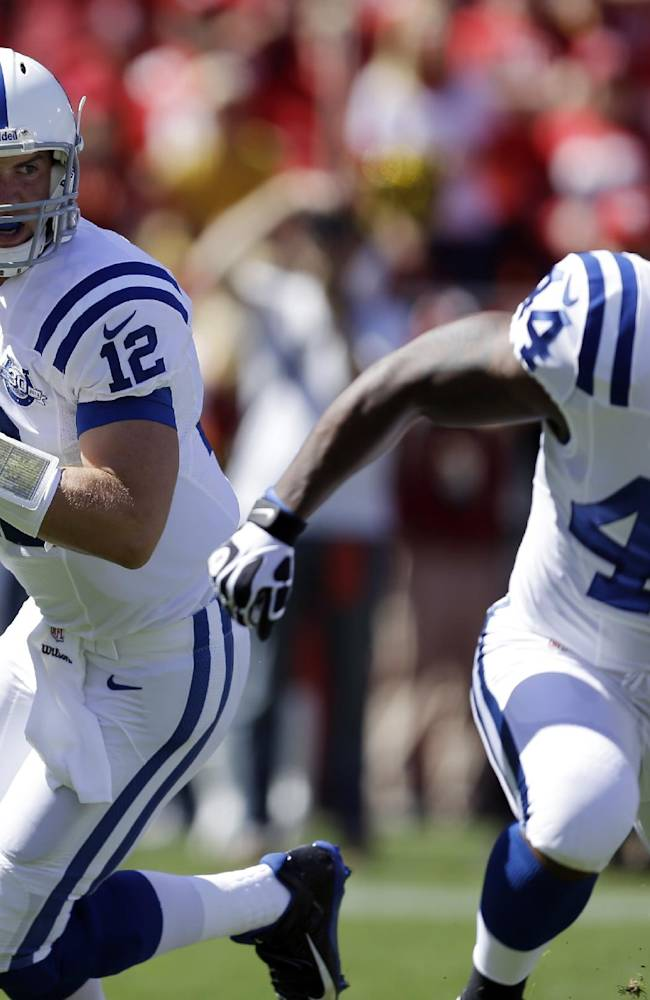 Indianapolis looking to take next step in 2014