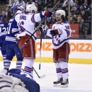 Zuccarello's 2nd goal sends Rangers to 5-4 win over Leafs The Associated Press
