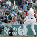 Red Sox star Ortiz sits out with bruised foot The Associated Press