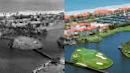 <p>Ponte Vedra Country Club in 1939 and 2014.(Ponte Vedra Inn and Club)</p>