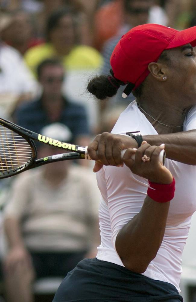 US drawn against Italy in Fed Cup playoffs