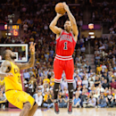 Chicago Bulls v Cleveland Cavaliers - Game Five Getty Images