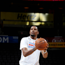 Durant out 4th straight game with sprained ankle The Associated Press