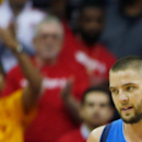 Dallas Mavericks v Houston Rockets - Game One Getty Images