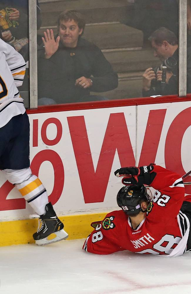 Buffalo Sabres v Chicago Blackhawks