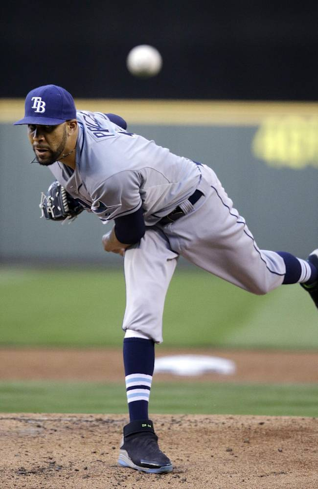 Price, Rays win 2-1, thanks to Rodney's blown save