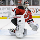Brodeur glad to stick in goal with NJ Devils The Associated Press