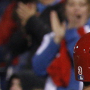 Francoeur, Harang lead Phillies over Red Sox The Associated Press