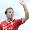Gotze available to make Bayern debut