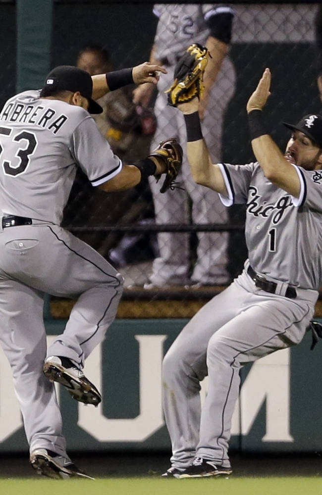 Quintana paces White Sox to 7-1 win over Cardinals