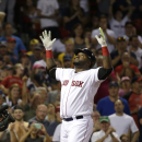 Ortiz has 2 HRs, career-high 7 RBIs as Red Sox rout Tigers The Associated Press