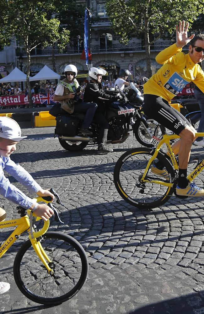 Wiggins children bullied after Armstrong scandal