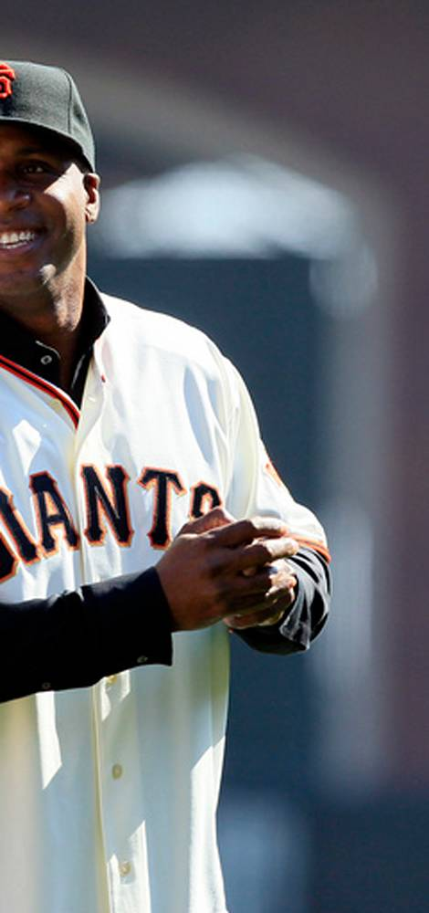 Barry Bonds will be Giants spring instructor