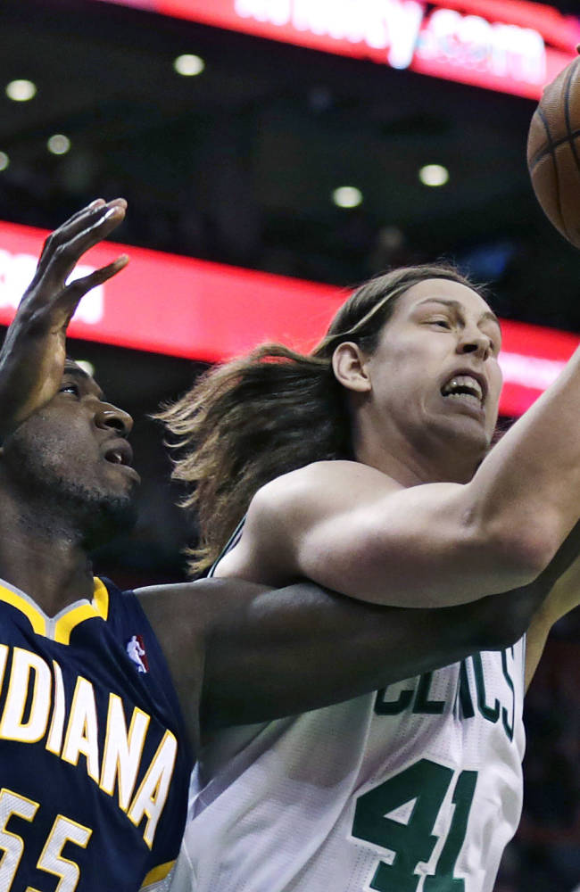 George's 27 points lead Pacers over Celtics 97-82