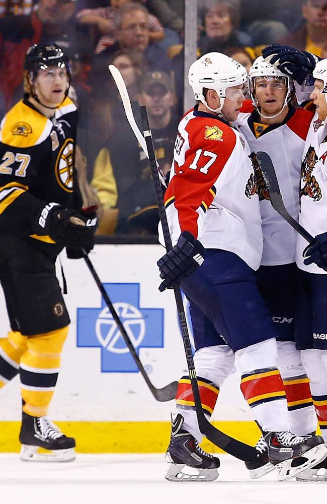 Florida Panthers v Boston Bruins