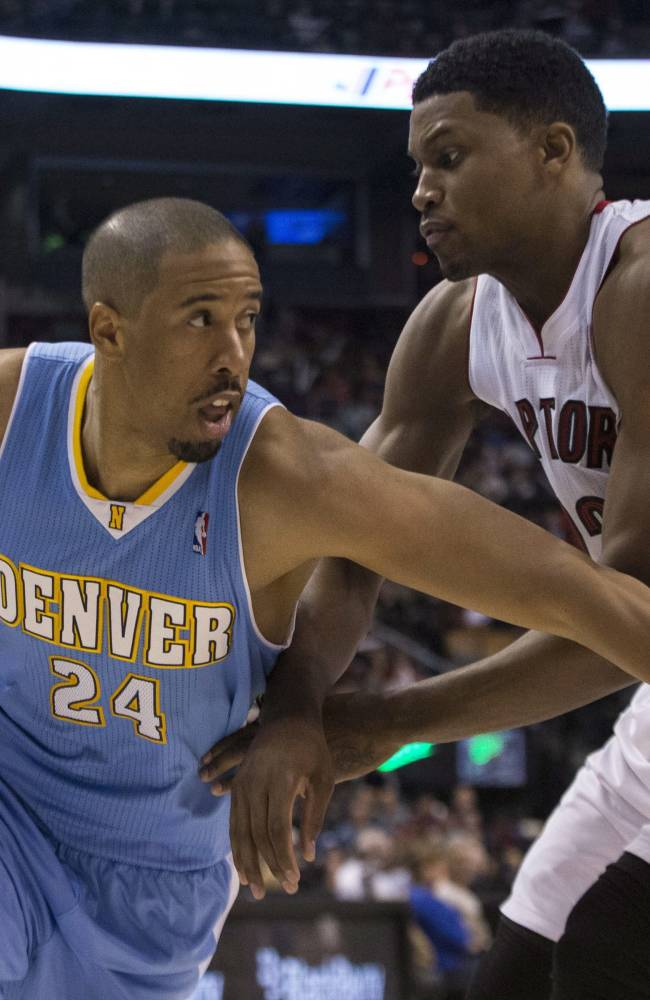 New-look Nuggets turning it around