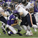 Vikings win after losing Ponder to concussion The Associated Press