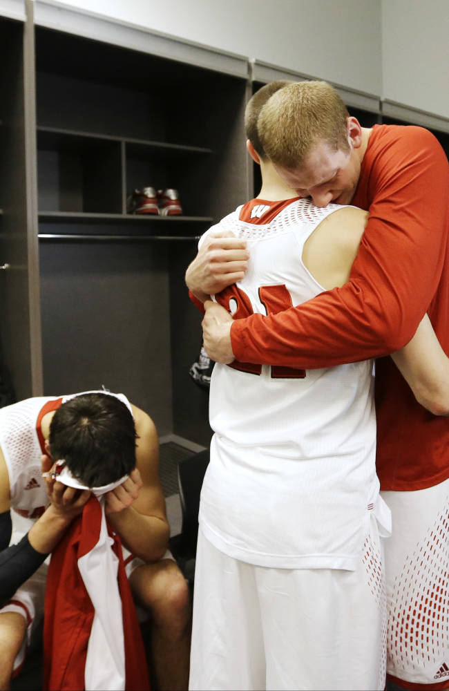 Wisconsin figures to rebound after Final Four run
