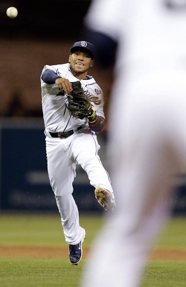 Spangenberg's pinch HR lifts Padres to 2-1 win