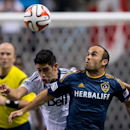 Manneh's goal gives Whitecaps 2-2 draw with Galaxy The Associated Press