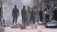 Protester killed in clashes
