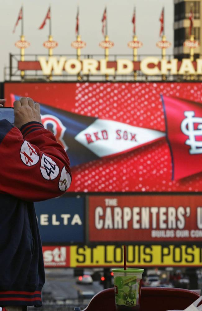 Sports spotlight shines brightly on St. Louis