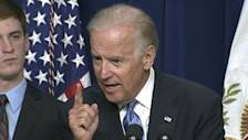 Biden Pushes White House Gun Control Priorities