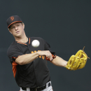 LEADING OFF: Cain tests ankle and elbow in 1st spring start The Associated Press