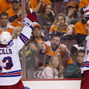 Rangers beat Flyers 4-1 in Game 3, take 2-1 lead The Associated Press