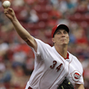 Bailey leads Reds over Indians 4-0 The Associated Press