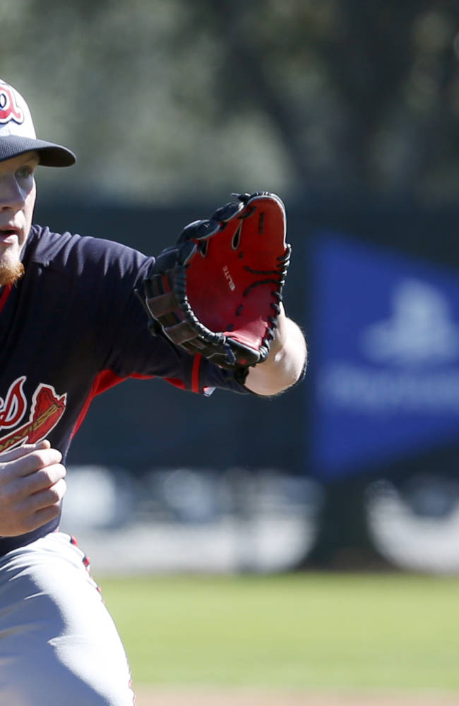 Kimbrel, Braves agree to $42M, 4-year contract