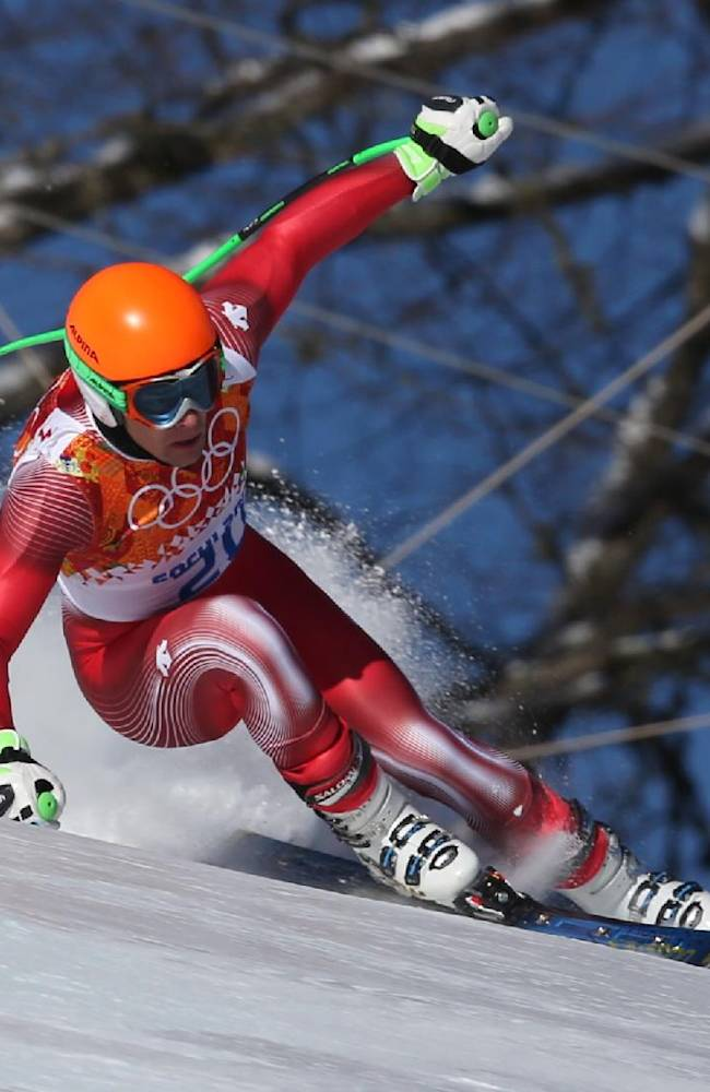 Bode Miller tops opening downhill training session
