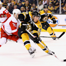 Detroit Red Wings v Boston Bruins Getty Images