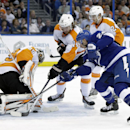 3-goal third helps Lightning beat Flyers 4-2 The Associated Press
