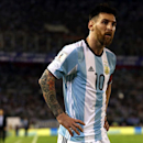 Soccer: Messi banned for four international matches (Reuters)