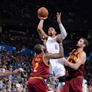 Westbrook leads Thunder past Cavaliers The Associated Press