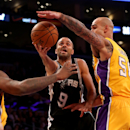 San Antonio Spurs v Los Angeles Lakers Getty Images