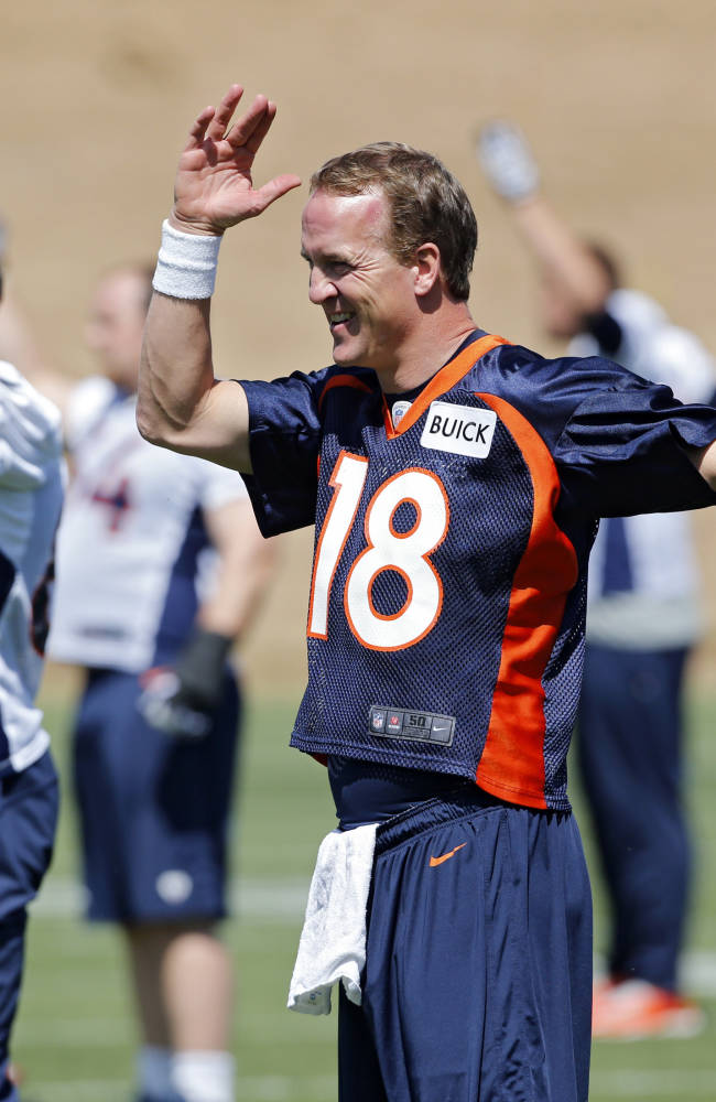 Broncos get their rings but not ones they wanted