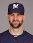 Burke Badenhop - Milwaukee Brewers