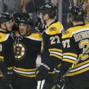Marchand lifts Bruins past Panthers, 2-1 in OT The Associated Press