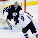Little helps Jets beat Avalanche 2-1 in OT The Associated Press