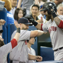 Ortiz homers twice, Red Sox rout Blue Jays 14-1 The Associated Press