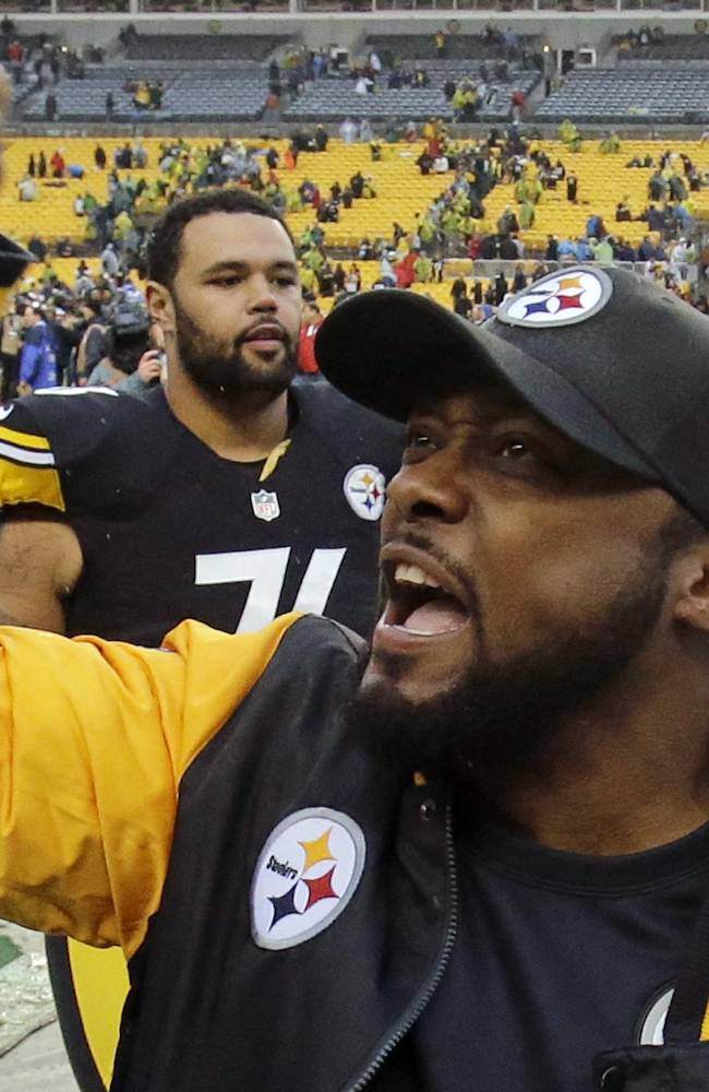 Steelers humbled but optimistic after 8-8 finish